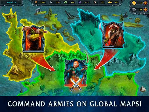 Heroes of War Magicuff0dTurn Based RPG & Strategy game 1.5.2 screenshots 11