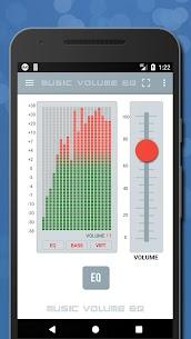 Music Volume EQ – Equalizer & Bass Booster MOD APK 3