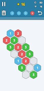 Merge Number Puzzle v3 mod APK (Unlimited Money) Download 5