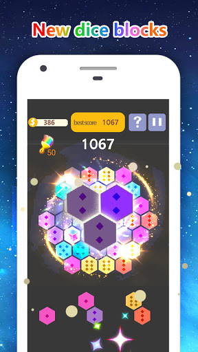 Block Gems: Classic Free Block Puzzle Games android2mod screenshots 4