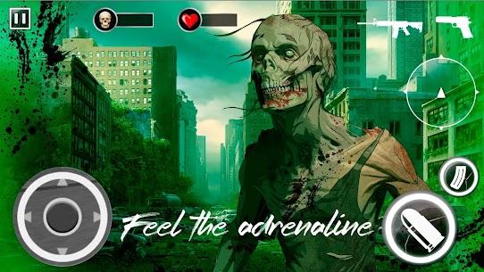Z For Zombie Mod Apk: Freedom Hunters (God Mode/Dumb Enemy) 3