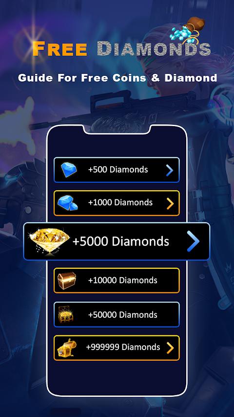 Daily Free Diamonds for Free Guideのおすすめ画像3