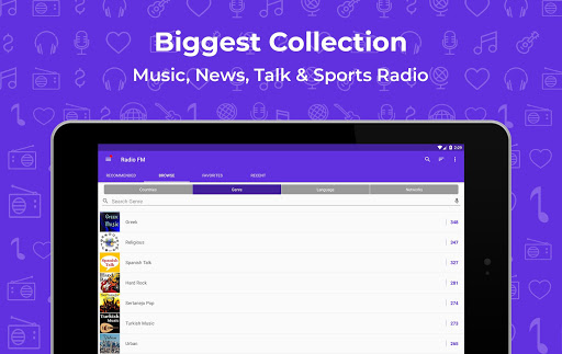 Radio FM 14.0.7 Screenshots 21
