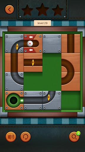 Unblock Ball - Moving Ball Slide Puzzle Games 1.6 screenshots 5