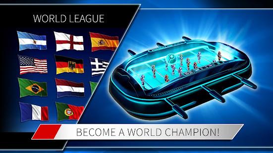 Foosball Cup World 1.2.9 screenshots 4
