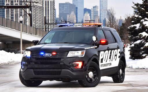 Police Car Driving Simulator 3D: Car Games 2020 screenshots 4