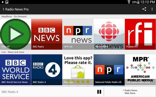 1 Radio News Pro For PC Windows (7, 8, 10, 10X) & Mac Computer Image Number- 15