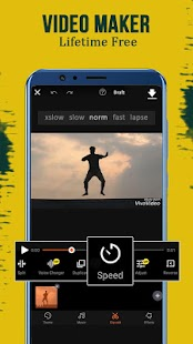 Video Editor & Video Maker - VivaVideo Screenshot