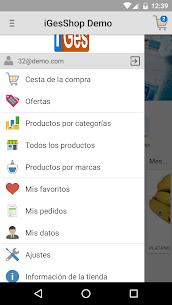 iGesShop – La App de compra per a la teva empresa 1.31 Unlocked MOD APK Android 3