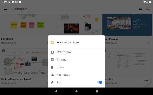 Jamboard android2mod screenshots 8