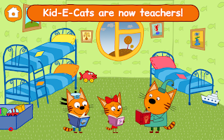 Kid-E-Cats: Games for Toddlers with Three Kittens!