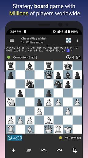 Chess - Play & Learn Free Classic Board Game 1.0.6 screenshots 5