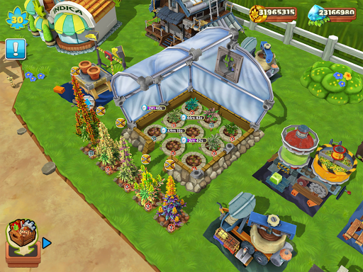 CannaFarm - Weed Farming Collection Game modavailable screenshots 6