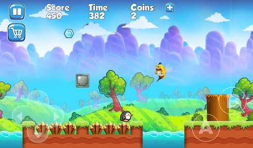 Super Penguin Adventure : free games without wifi  screenshots 5