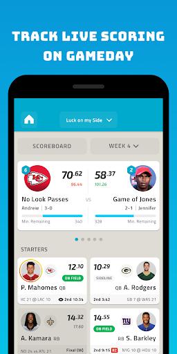 NFL Fantasy Football android2mod screenshots 1