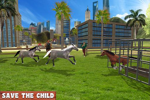 Horse Family Jungle Adventure Simulator Game 2020 screenshots 10
