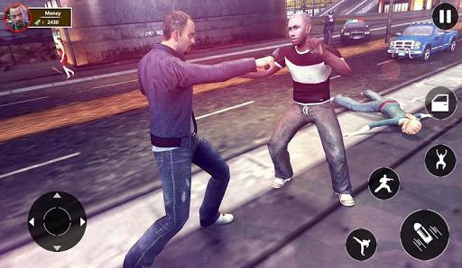Télécharger Gratuit Gangster Mafia Crime City APK MOD (Astuce) screenshots 1