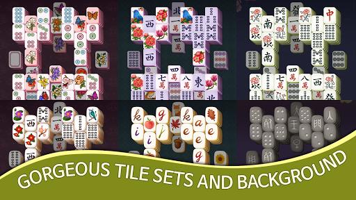 Mahjong Solitaire 1.0.2 screenshots 8