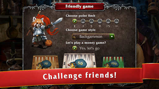 Backgammon Masters Free  screenshots 2