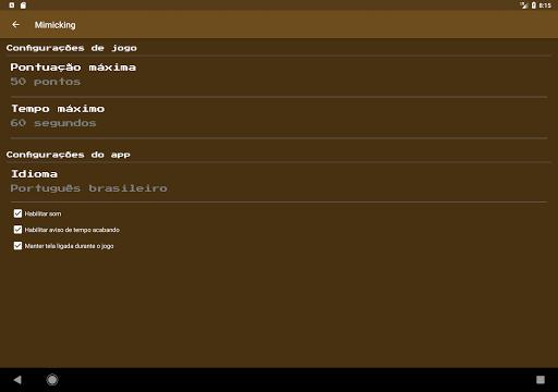 Mimicking 3.5.1 screenshots 14