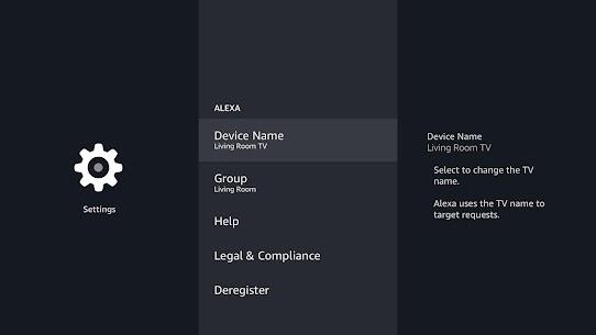 Amazon Alexa Music, Cameras, & TV Control 4