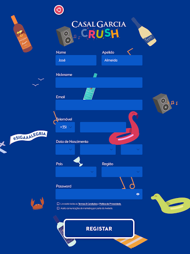 Casal Garcia Crush 0.1.7 screenshots 10