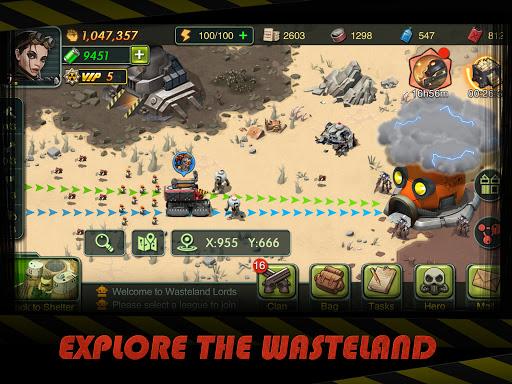 Wasteland Lords 1.1.14 screenshots 10