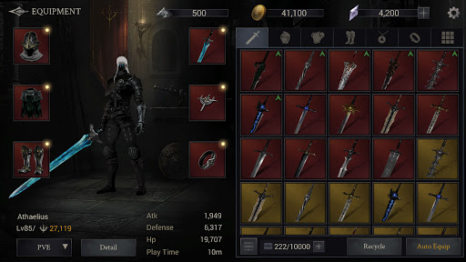 Shadow Hunter : Lost World - Epic Hack and Slash 0.22.2.0 screenshots 12