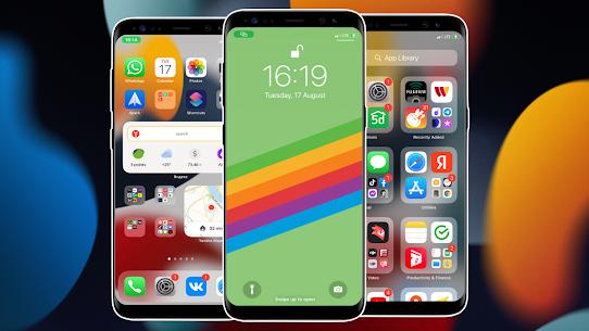 iOS launcher max 2021 1