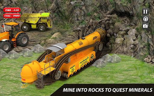 Mining & Minerals Quest apklade screenshots 2