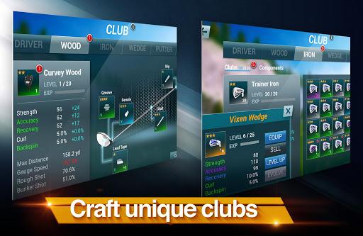 Perfect Swing - Golf apkslow screenshots 15