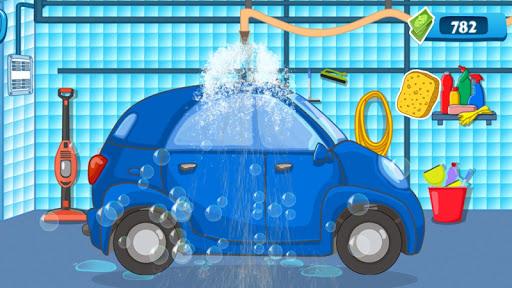 Kids Car Wash Garage for Boys apkmartins screenshots 1