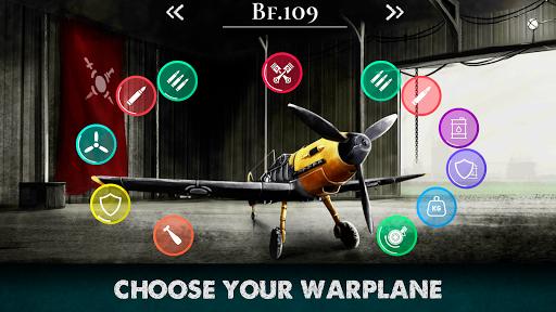 Warplane inc. War Simulator Warplanes WW2 Dogfight  screenshots 9