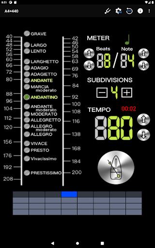 GuitarTuner - Tuner for Guitar apktram screenshots 18