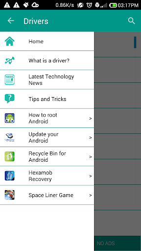 Foto do USB Driver for Android Devices