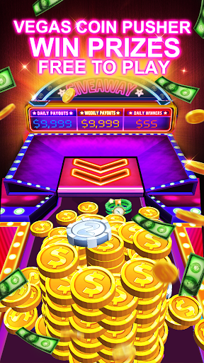 Cash Dozer - Free Prizes & Coin pusher Game 1.6 screenshots 9