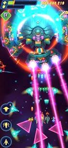 HAWK Mod Apk: Airplane games. Shoot em up (Damage Multiplier) 2