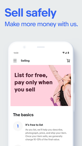 eBay: Buy, sell, and save on brands you love screenshots 3