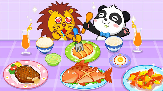 My Baby Panda Chef 8.56.00.00 Screenshots 10