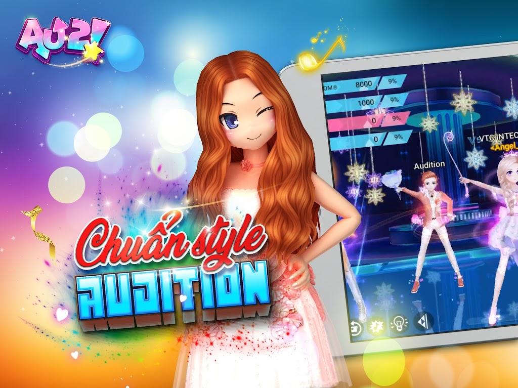 Au 2 - Chuẩn Audition Mobile  poster 3