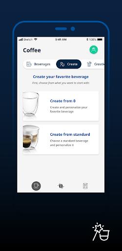 De'Longhi Coffee Link 2.3.1 Screenshots 3