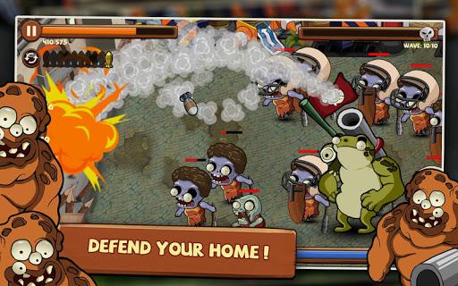 Defender -  Zombie Shooter  screenshots 4