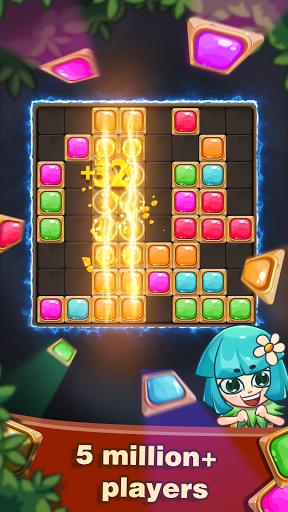 Block Puzzle 2021: Jewel Brick Puzzle android2mod screenshots 7