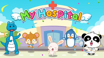 Baby Panda's Hospital
