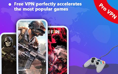 Pro VPN Fast Speed Server: VPN Secure, VPN Proxy For Android 4