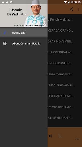 Ceramah offline Das'ad Latif  screenshots 2