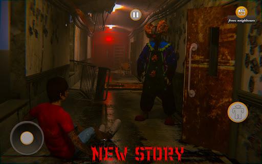 Clown Games Vs Jason Games - Friday 13th Jayson 3D android2mod screenshots 2