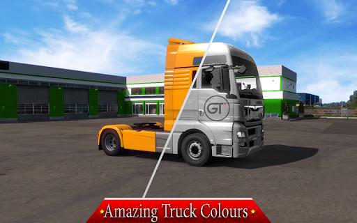 Truck Parking 2020: Prado Parking Simulator 0.1 screenshots 2
