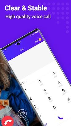 XCall - Global Free Call Appのおすすめ画像2