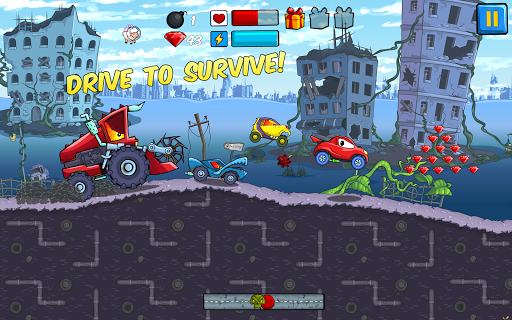 Car Eats Car - Apocalypse Racing 2.9 Screenshots 13